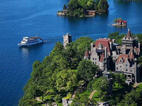 Thousand Island Boat Cruise by Gananoque Boat Line 1000 Islands Cruises The Great Waterway