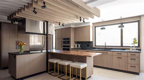 Interior Design Kitchen by Interior Design Modern Light Wood Kitchen Makeover