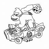 Kong Donkey Mario Coloring Kleurplaat Kleurplaten King Printable Colorare Zijn Voor Arcade Kart Books Leuk Ausmalbilder Malvorlagen Machine Ausmalen Ausmalbild sketch template