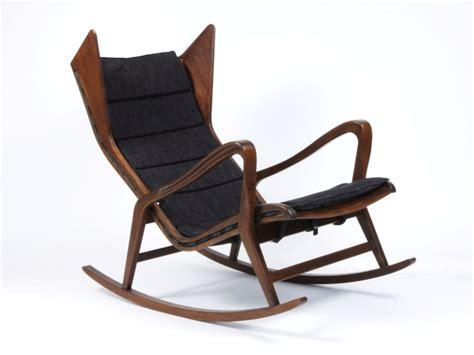 siege bascule fauteuil à bascule gio ponti sièges à bascule