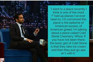 9 Hilarious Aziz Ansari Jokes That Prove He Just Gets Us ...