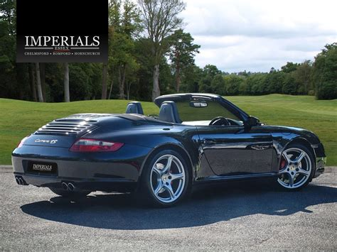 Heated seats, 19 carrera classic wheels, wheel cap with colored crest, sport chrono package year:2006. 2007 Porsche 911 997 CARRERA 4S 3.8 CABRIOLET TIPTRONIC AUTO 2 For Sale | Car And Classic