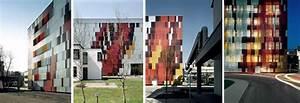 Judit Bellostes : Arquitectura y color escamas de vidrio : Estudio de arquitectura