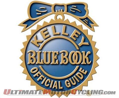 Kelley Blue Book Motorcycle Values