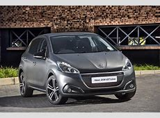 The New 2016 Peugeot 208 GTLine Latest News Surf4cars