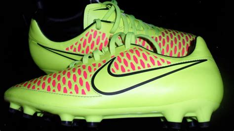 Mens Nike Magista Lime Green Football Boots