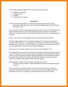 mla format sample paper