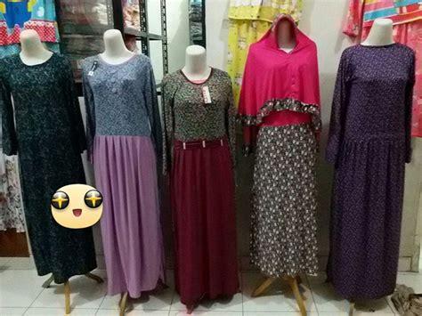 pusat baju muslim bandung hijab salwa