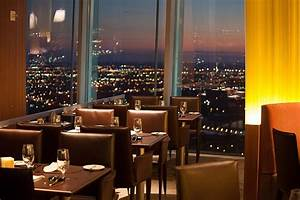 dine 7262 feet above the ground in the devon tower With ground floor cafe okc