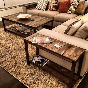coffee table stunning coffee table end table set coffee With gray wood coffee table set