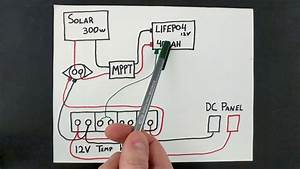 12 Volt Lifepo4 Rv Wiring Diagram