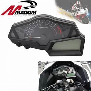 Aliexpress Com   Buy Motorcycle Black Dashboard Speedometer Tachometer For Kawasaki Ninja 300