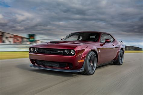 2018 Dodge Challenger Srt Hellcat Widebody Is A Demon