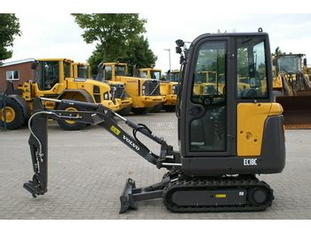 volvo ec  mini excavator  norway  sale  truck id