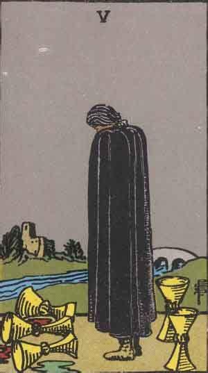 tarot cards  grief  tarot lady