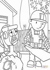 Coloring Bob Pages Dizzy sketch template