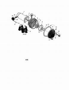 Craftsman Model 3902511 Pump Genuine Parts