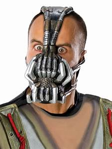 The Dark Knight Bane Adult Mask - 4891 - Fancy Dress Ball