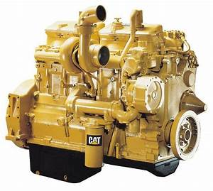 Caterpillar 3406c Marine Engine Parts Manual Parts