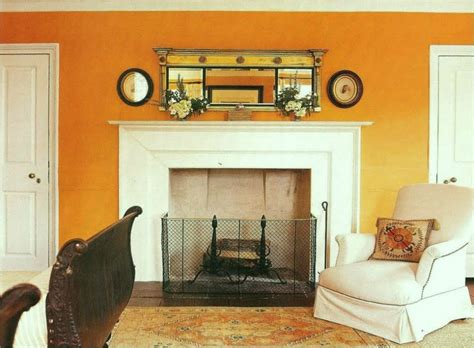 20 {great} Shades Of Orange Wall Paint {and Coral, Apricot