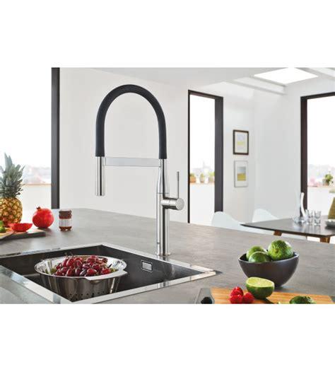 rubinetti cucina con doccetta miscelatore cucina grohe essence new con doccetta