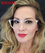 deaf5e4509 Women Eyeglasses Brand Designer Transparent Frame Prescription Glasses Retro  Clear Optical Eye Glasses Spectacle Frames For