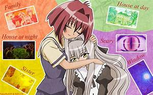 10, Anime, Cute, Family, Wallpaper