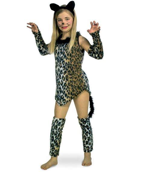 katze wildkatze leopard kostuem karneval fasching kinder