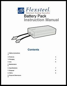 Battery Packs for Motion Furniture - Doerr Furniture Doerr