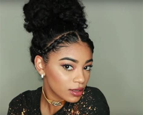 hairstyles for naturally curly mixed hair 17 gorgeous youtube tutorials that are perfect for people