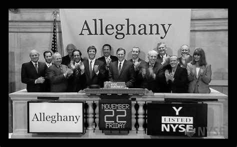 Alleghany Corporation: A Total Return Slow Growth ...