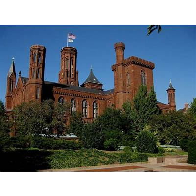 Smithsonian Institution The Castle 1 Photograph by Kathy Long