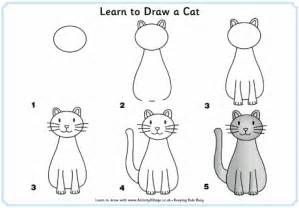 how to draw a cat step by step how to draw a cat dr