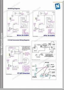 Ford Tractors Wiring Diagrams Sec Wat