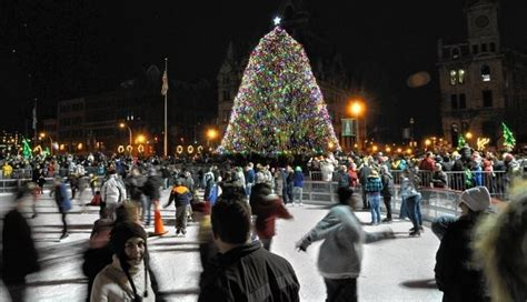 christmas in buffalo ny pictures list for upstate ny 11 things you must do by new year s day newyorkupstate
