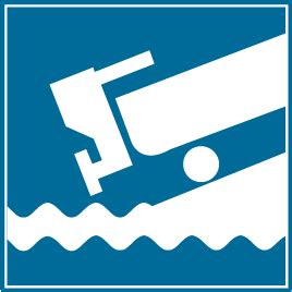 Boat Launch Icon by Dempster Highway Nwt Cgrounds