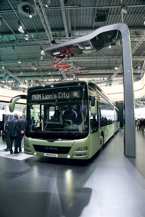 iaa  electromobility   fore bus coach buyer