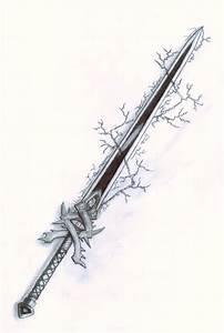 anime katana   photo sword_by_cokolwiek.jpg   Weapons and ...