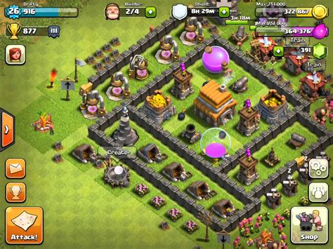 Best Clash of Clans Town Hall Level 5