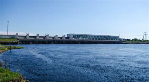 Rīgas HES ūdenskrātuvē tiks samazināts ūdens līmenis ...