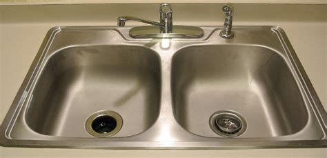 How To Clean Your Kitchen Sink Drain by Clean Your Kitchen Sink Groomed Home