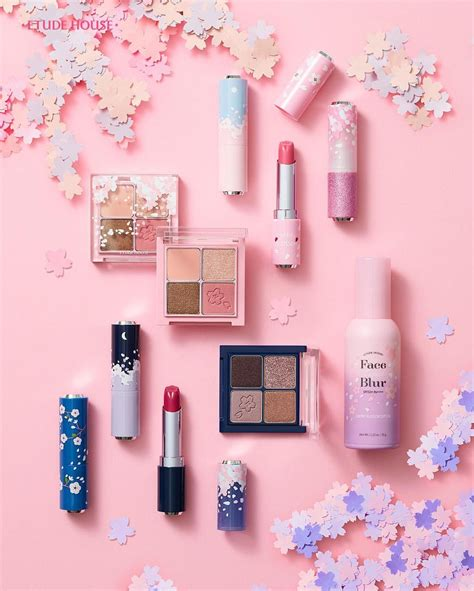 Etude House 2018 etude house color mood 2018 new cherry blossom