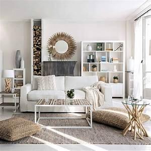 Tapis Scandinave Maison Du Monde : meubles et d coration de style atlantique bord de mer maisons du monde ~ Nature-et-papiers.com Idées de Décoration