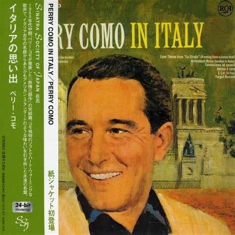 perry como songs perry como in italy perry como songs reviews credits