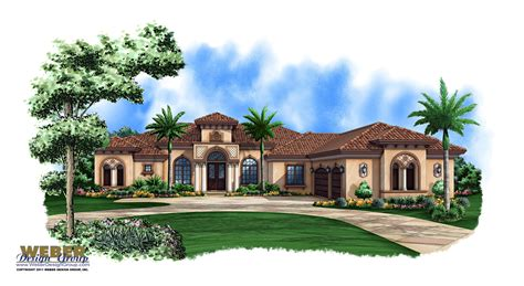 1 luxury house plans mediterranean house plan 1 mediterranean luxury