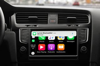 apple carplay  cars support