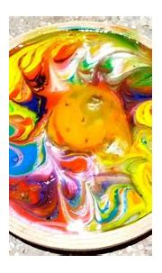 3d resin painting art tutorial | Layered Acrylic Paint ...