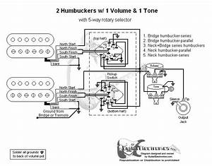 Paul Reed Smith Wiring Diagram