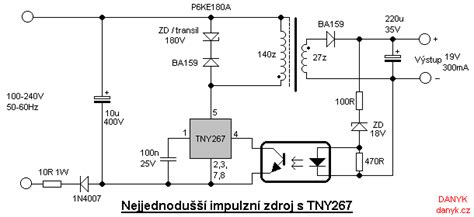 Switch Mode Power Supply What Determines The Output
