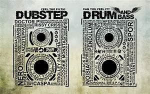 music speakers typography dubstep drum and bass drum n ...